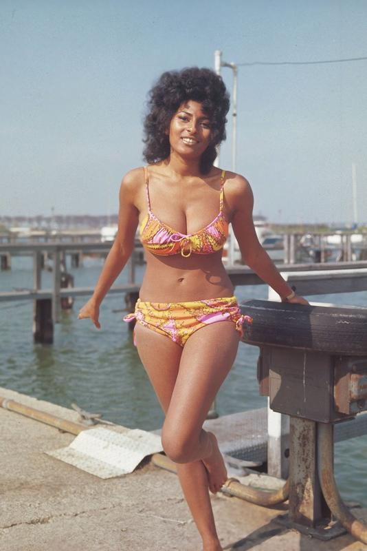 Image result for hot black women of the 70s