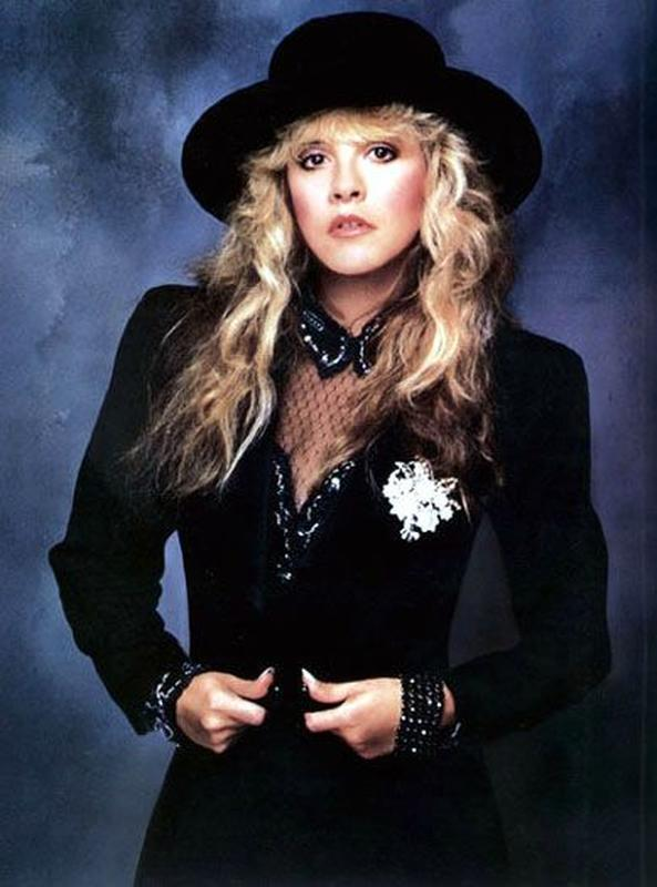 Stevie Nicks Has A Shawl Vault And Harry Styles Is Her Love